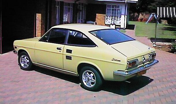 DATSUN - 1200 Coupe (KB110) - 1970-1973