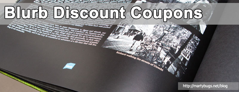 blurb discount coupons martin pot photography blog