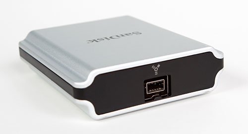 Review: SanDisk Extreme FireWire Compact Flash Card Reader ...