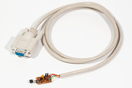 Serial Port Temperature Sensors - Serial Hardware Interface