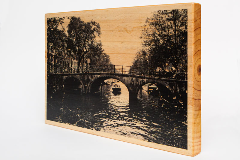 wood prints transferring a photo onto wood martin pot photography blog. Black Bedroom Furniture Sets. Home Design Ideas