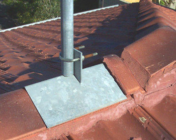 Marcus Mast Amp Antenna Installation